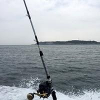 失意の金洲釣り