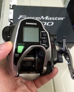 フォースマスター800・シマノ