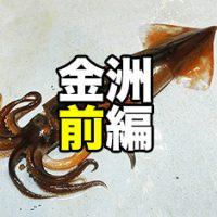 第2回金洲釣行2016前編